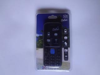 Telefono Six Mobile Salsa