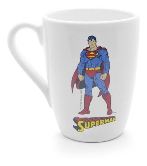 Taza Cerámica Superman Dc Superheroes 250 Ml Morph Morph