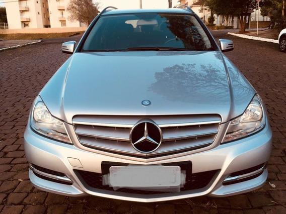 Mercedes-benz Classe C Touring Cgi 1.8 Turbo Aut.