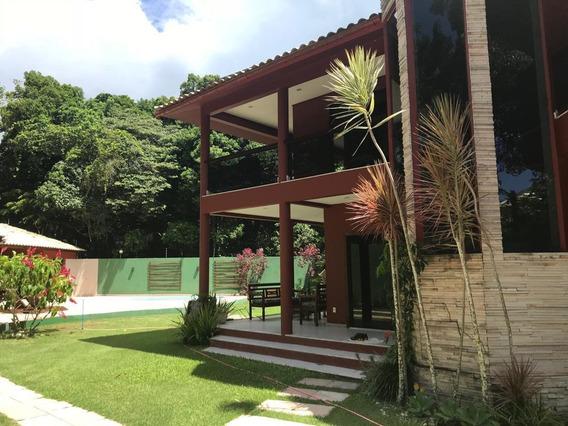 Casa - Em Condomínio, Para Venda Em Porto Seguro/ba - 1005