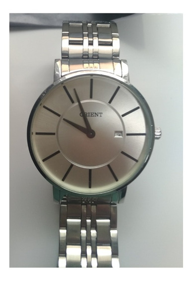 Relógio Orient Masculino Eternal Slim Mgss1091 C1kx Pratead