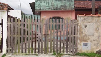 Casa Barata Em Mongaguá Excelente Localização! Ref.: 5662