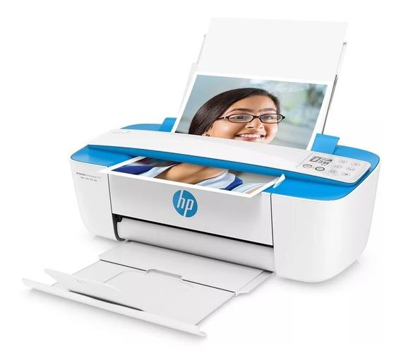 Impressora Multifuncional Hp Xerox Escaner Copia 3776 Wifi