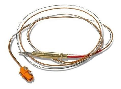 Termopar Sensor Coaxial P/ Válvula De Segurança Á Gás Venax