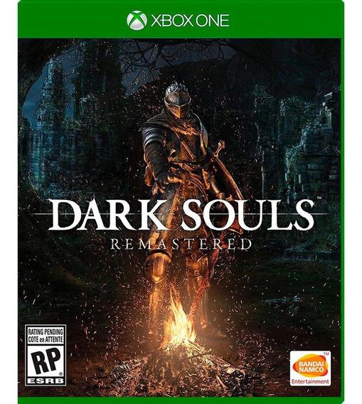 Juego Dark Souls Remastered Xbox One Ibushak Gaming