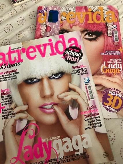 Revistas Atrevidas - Lady Gaga
