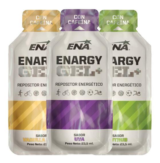 Enargy Gel+ Cafeína 12 Un Ena Sport - Repositor