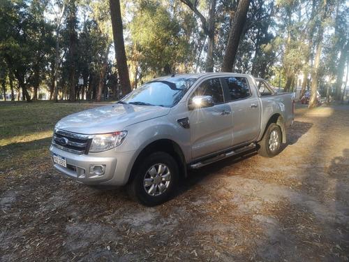 Ford Ranger Xlt 2015 - Descuenta Iva
