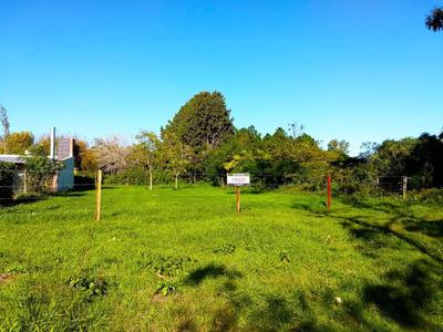 Terreno En Funes Con Una Increíble Ubicación Con Vista Al Campo