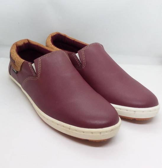 Zapatos Hombre Nauticos Cuero Careva Art 3019 Zona Zapatos