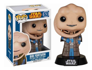 Funko Pop Star Wars Bib Fortuna 53