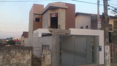Lançamento: Sobrado Novo Em Suzano - Rua José Pereira, 130