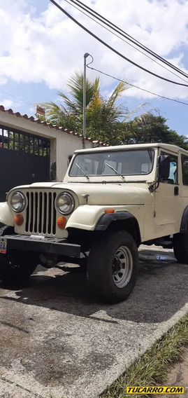 Jeep Cj 7 Multimarca