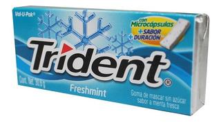 Chicle Trident Freshmint X 30.6gr X 18und