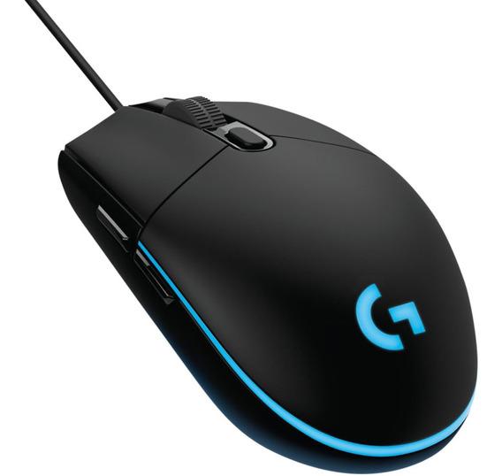 Mouse Gamer G203 Prodigy Original Usb Logitech G