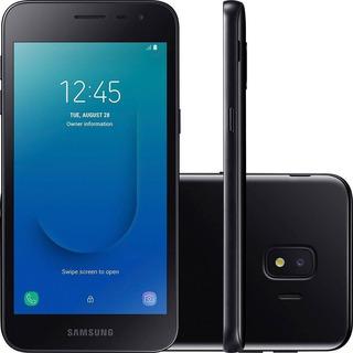 Novo Samsung Galaxy J2 16gb Tela 5 Preto Lançamento Nfe J260