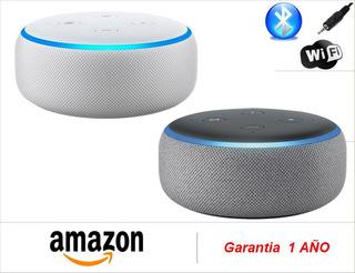 Amazon Parlante Inteligente Con Alexa 3era Gen (sumcomcr)