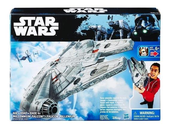 Nave Star Wars Millenniun Falcon Envio Sin Cargo Caba