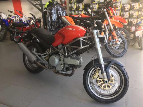 Ducati Monster 620 Ie Delisio Motos
