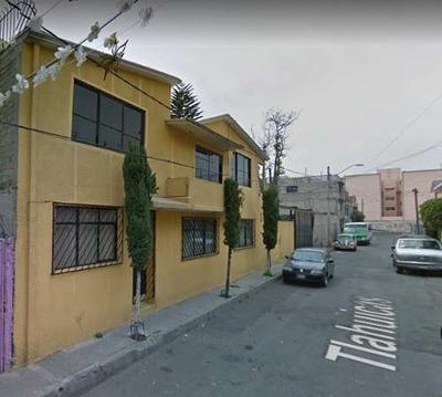 Atención Inversionistas Venta De Casa En Cl. Tezozomoc