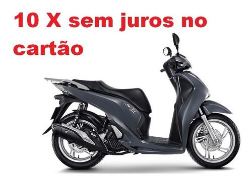 Imagem 1 de 1 de Honda Sh 150 I - 2021 - Okm - R$ 15.990,00 Em 10 X Sem Juros