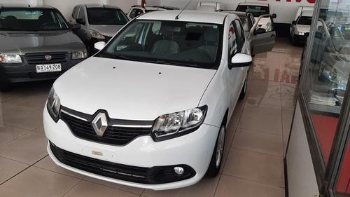 Renault Logan Expression 2017 U$s 12500 Dta Iva Permuta