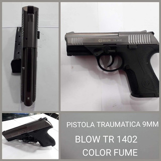 Traumática Fogueo Blow Tr 1402 Color Fume Juguete
