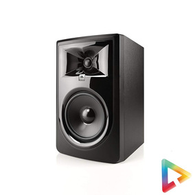 Monitor De Referência Estúdio Jbl 306p Mkii - Hl Infomusic