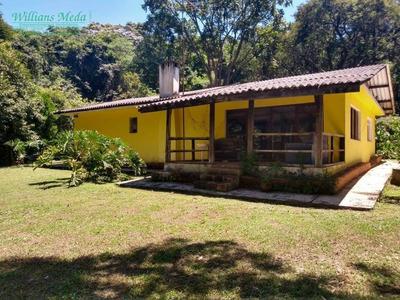 Sítio Com 3 Dormitórios À Venda, 3097600000 M² Por R$ 1.000.000 - Jardim Augusto Coimbra - Mairiporã/sp - Si0011