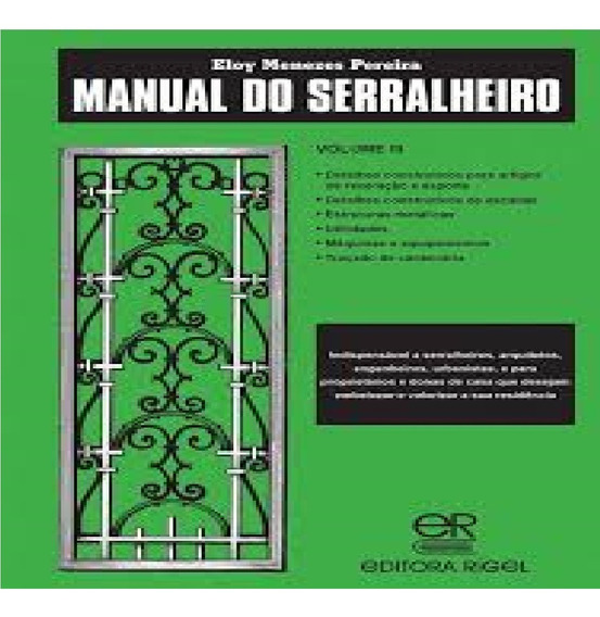 Manual Do Serralheiro - Volume 3