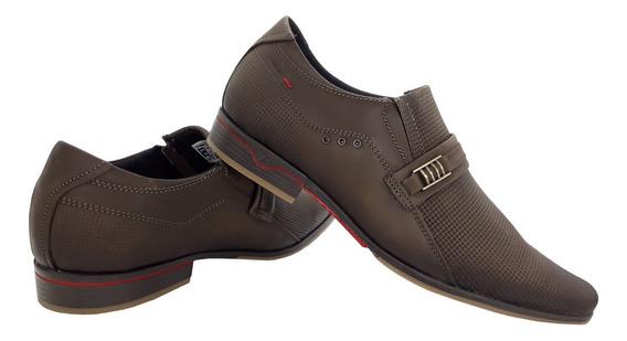 Sapato Masculino Pegada 122241 - Rainha Calçados