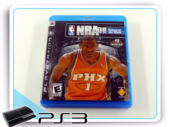 Ps3 Nba 08 Original Playstation 3