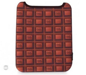 Original Uatt Capa Protetora Para Tablet Chocolate