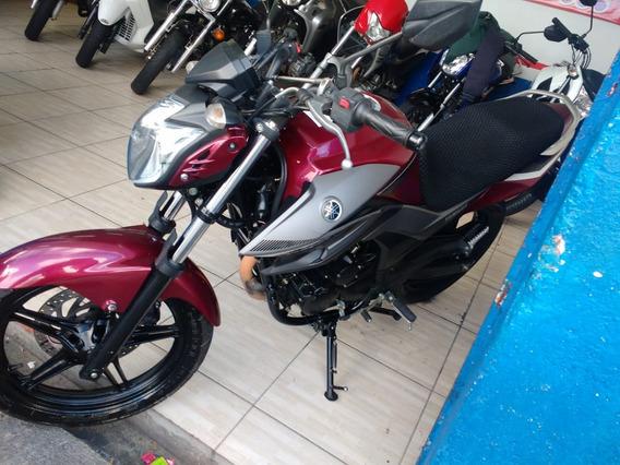 Yamaha Fazer 250cc - 2017 Financia, Troca E Aceita Cartão