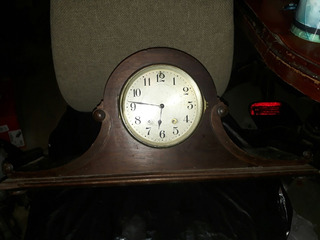 Reloj De Chimenea 2 Cuerdas Seth Thomas Made Usa