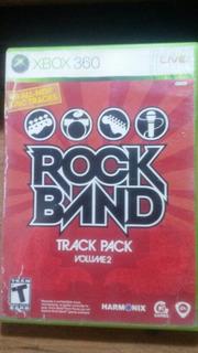** Rock Band Track Pack Volume 2 Para Tu Xbox 360 **