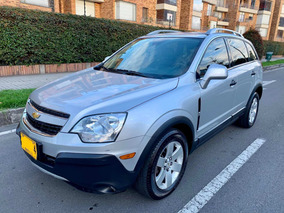 Chevrolet Captiva Sport 2.4 At 4x2 2400cc Fe 2012