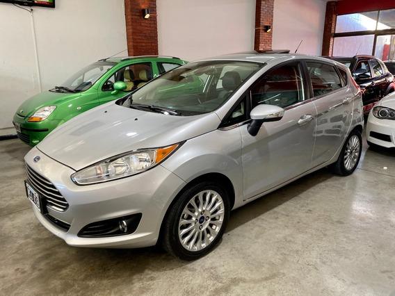 Ford Fiesta Titanium Power Shift