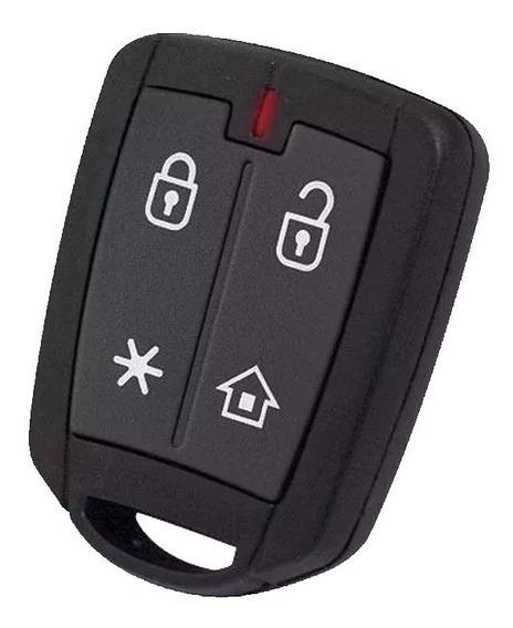 Capa Carcaça Controle Alarme Positron Px42 4 Botões Carro