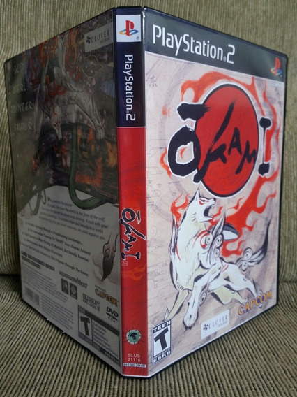 Okami Para Playstation 2 - Patch
