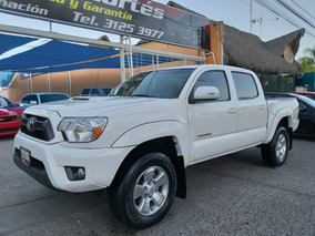 Toyota Tacoma 4.0 Trd Sport V6/ 4x4 At 2015,impecable,credit
