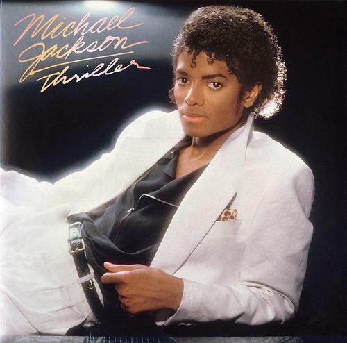 Michael Jackson - Thriller (vinilo Nuevo)