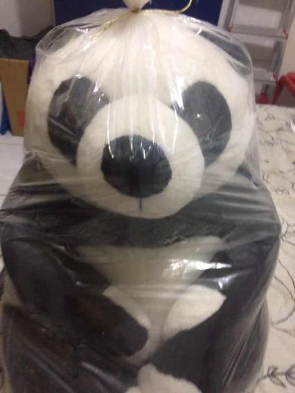 Vendo Urso Panda De Pelucia