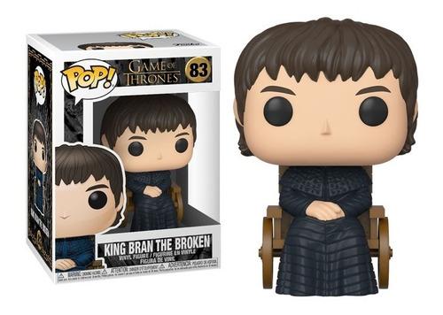 Funko Pop! King Bran The Broken #83