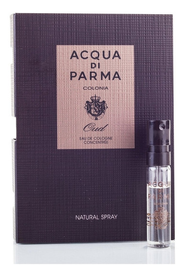 Amostra Acqua Di Parma Colonia Oud Concentre 1.5ml