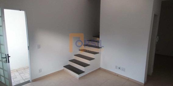 Sobrado De Condomínio Com 2 Dorms, Vila Suissa, Mogi Das Cruzes - R$ 230 Mil, Cod: 1212 - V1212