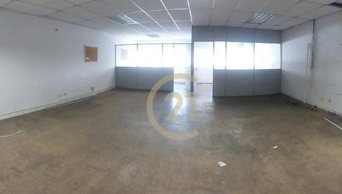 Galpão Para Alugar, 360 M² Por R$ 7.000,00 - Vila Leopoldina - São Paulo/sp - Ga0198
