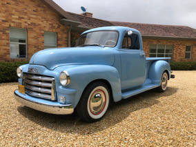 Gmc Pick Up Serie 100 1954