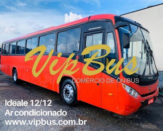Ideale 12/12 Ar Condicionado Financia 100% Vipbus