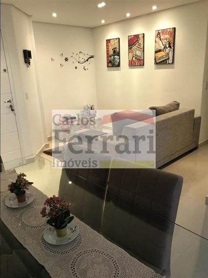 Ótimo Apartamento Com Varanda Gourmet - Cf18911